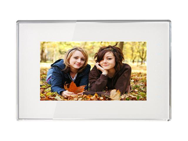 """Toshiba DMF82XWU 8"""" 800 x 480 Digital Photo Frame"""