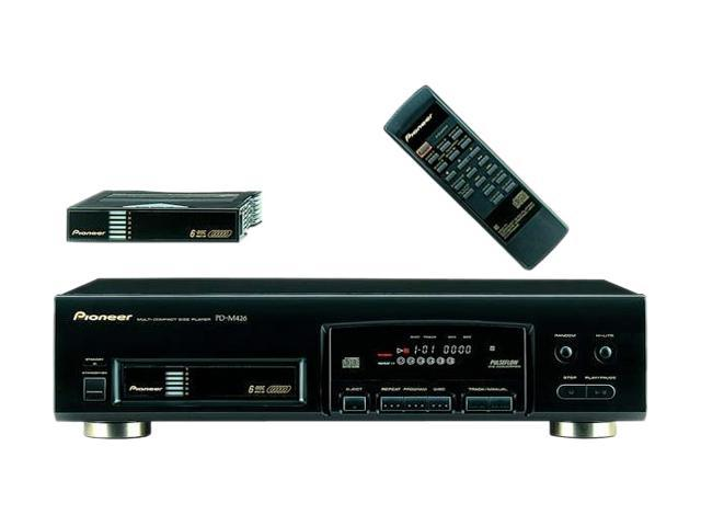 Pioneer PD-M426 6 Disc Magazine CD Player