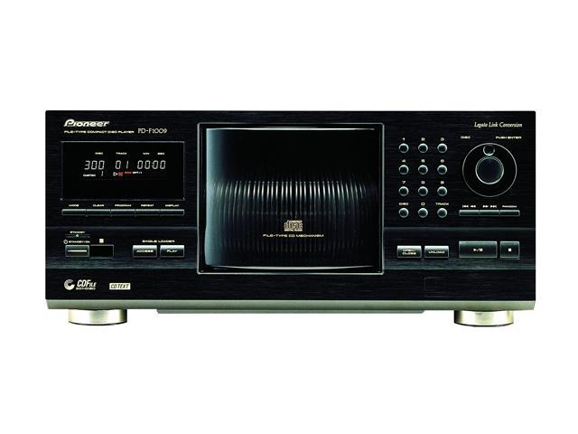 Pioneer PD-F1009 301 Disc CD Player