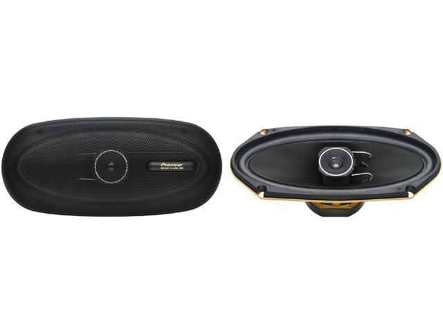 "Pioneer TS-A4103 4""x10"" 2-way car speakers"