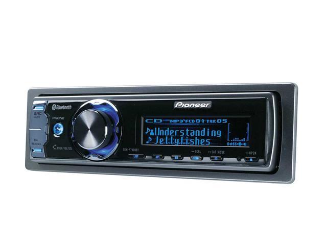 Pioneer DEH-P7900BT In-Dash CD/MP3 Receiver w/Bluetooth