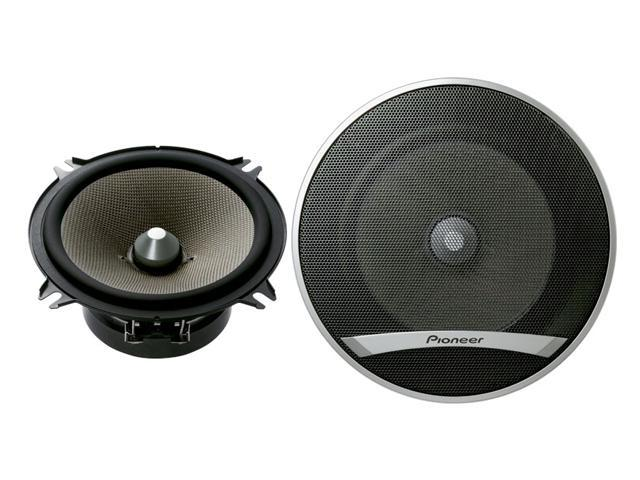 "Pioneer 5.25"" 180 Watts Peak Power Component Speaker Package"