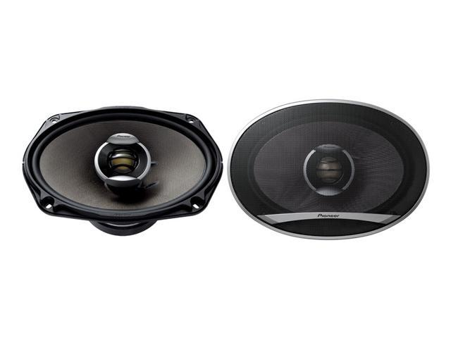 "Pioneer TS-D6902R 6""x9"" 2-way car speakers"