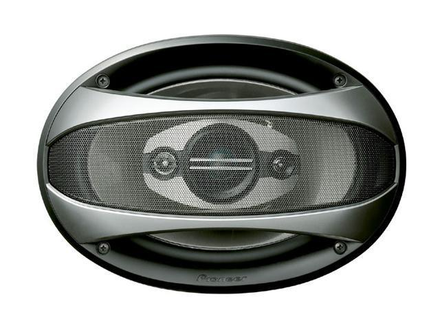 "Pioneer 6"" x 9"" 440 Watts Peak Power 4-way Speaker"