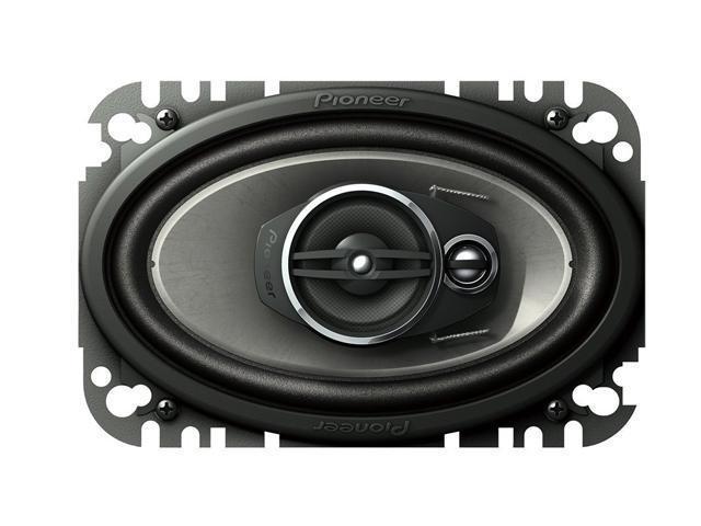"Pioneer TSA4674R 4"" x 6"" 200 Watts Peak Power Car Speaker"