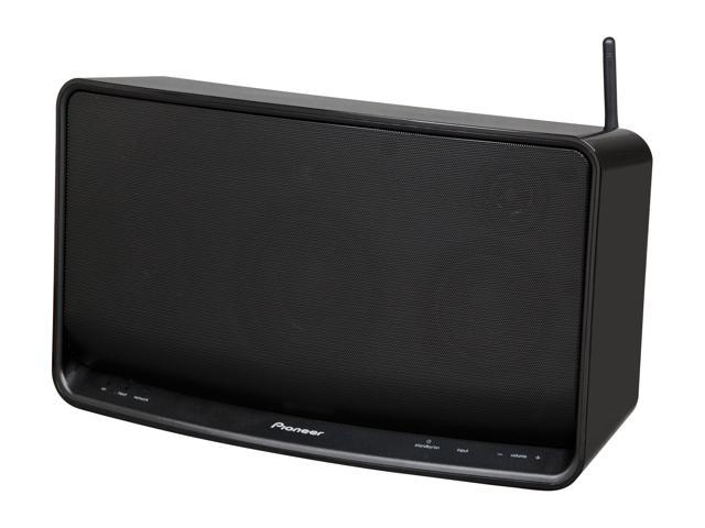 Pioneer XW-SMA4-K Wi-Fi Speaker featuring AirPlay, DLNATM and Wireless Direct