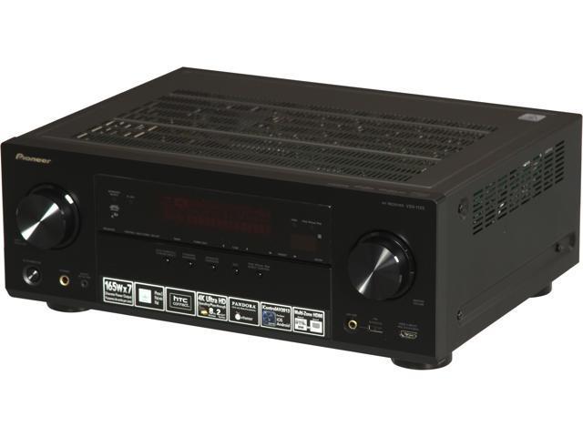 Pioneer VSX-1123-K 7.2-Channel 4K AV Receiver