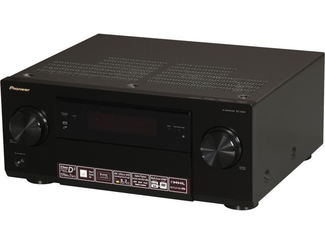 Pioneer SC-1223-K 7.2-Channel 4K AV Receiver