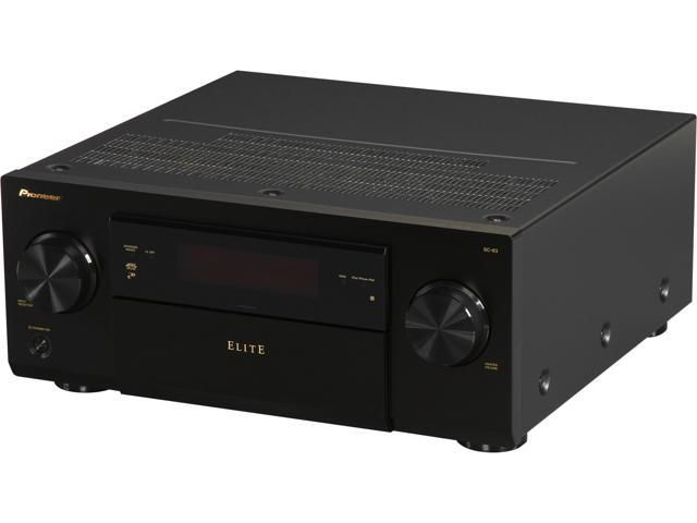 Pioneer Elite SC-63 7.2-Channel AV Receiver