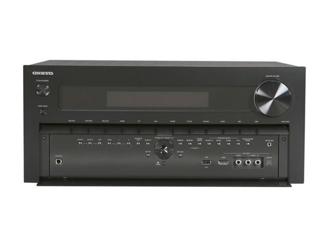 ONKYO TX-NR809 7.2-Channel 3D Network A/V Receiver