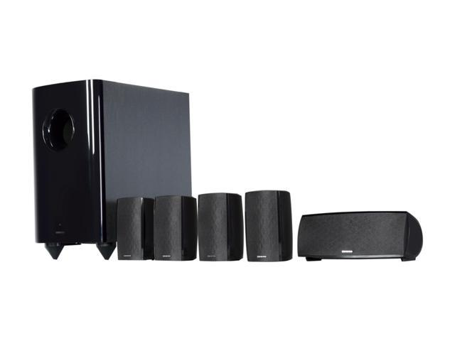 ONKYO SKS-HT690 5.1-Channel Home Audio Speaker System