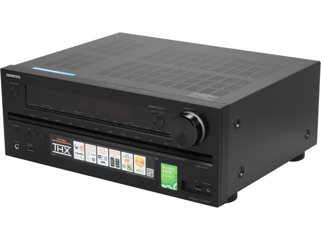 ONKYO TX-NR727 7.2-Channel Network A/V Receiver