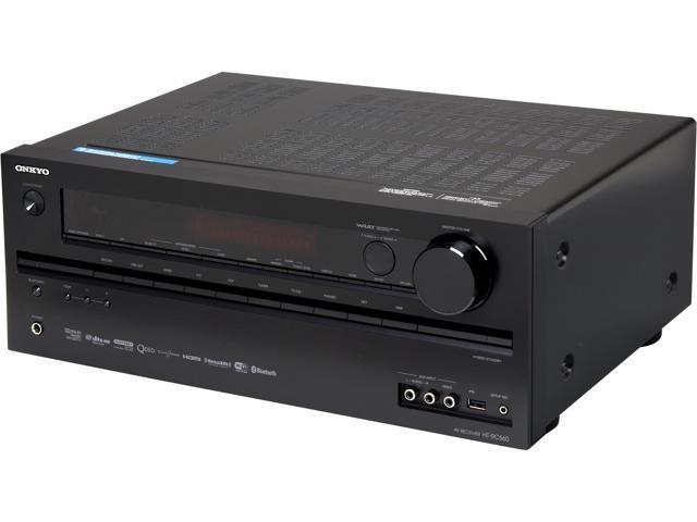 Onkyo HT-RC560 7.2-Channel Network AV Receiver