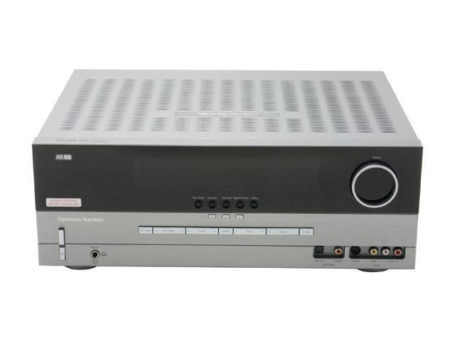 Harman/Kardon AVR240 7.1-Channel 7 x 50W 7.1 Channel Surround Sound Receiver