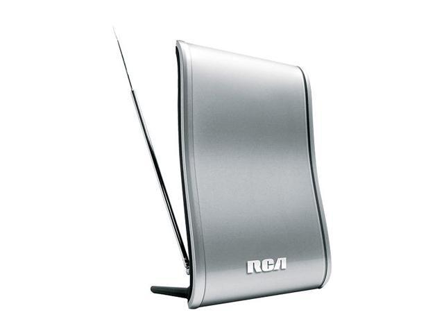 RCA ANT585 Indoor Amplified HDTV and FM Radio Antenna
