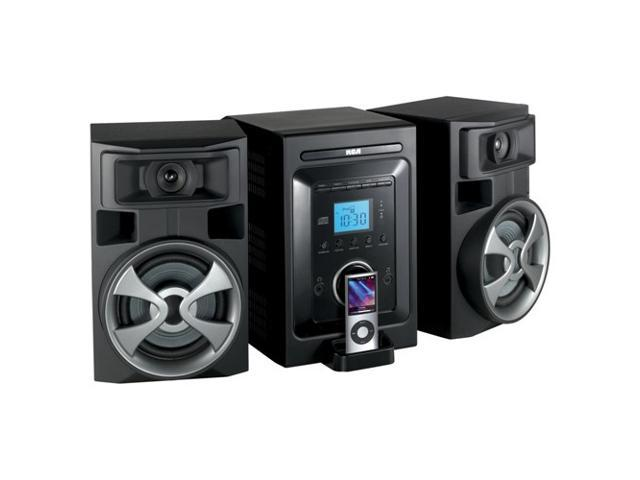 RCA CD/Radio Shelf System RS2696I