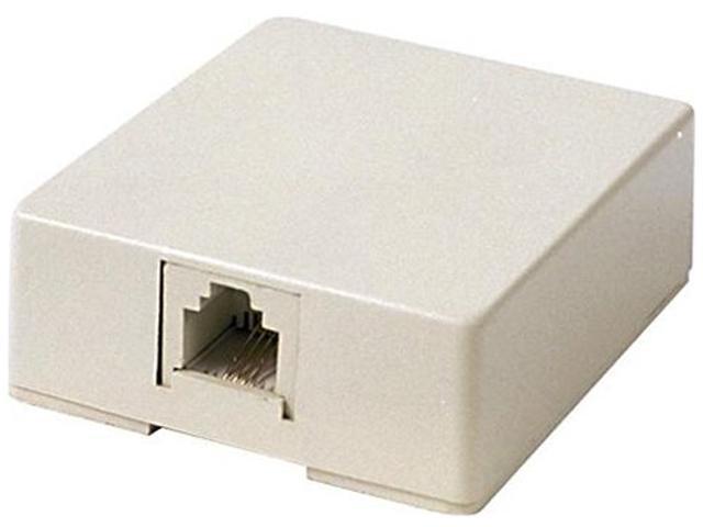 RCA TP265/TP265N Modular Wall Jack