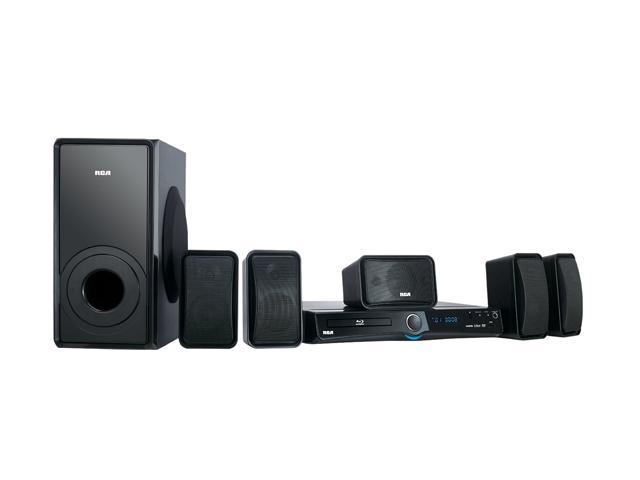 RCA RTB1100 Blu-ray Home Theater System