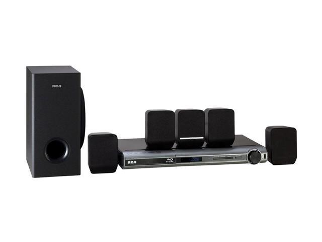 RCA RTB1016 300-watt Blu-ray Home Theater System