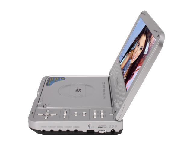 Mustek MP80B Portable DVD Players