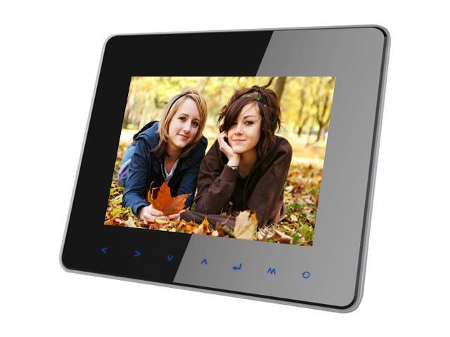 "COBY DP870 8"" 800 x 600 Digital Photo Frame"