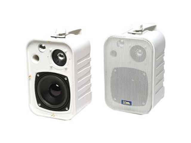 TIC ASP25-W Three Indoor/Outdoor Speakers Pair