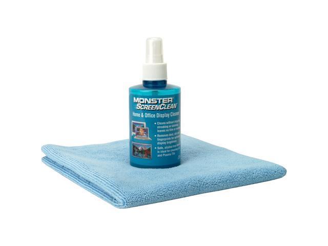 MONSTER 126634 Ultimate TV Cleaning Kit