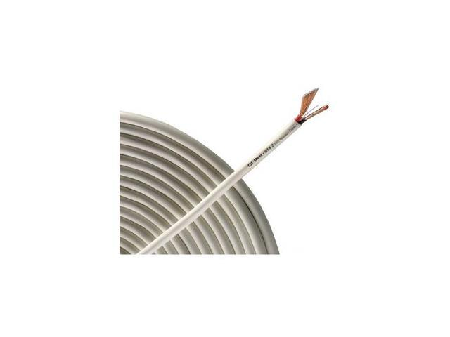 Monster Cable Model 103412-00 500 ft. 14-Gauge In-Wall Speaker Cable - 2-Conductor, Pullbox