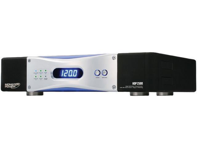 MONSTER HDP 2500 High Definition PowerCenter