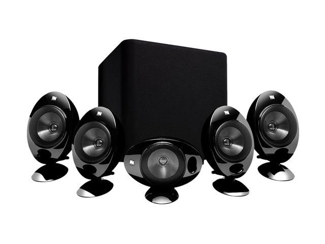 KEF KHT2005.3K1 Home Audio Speaker System