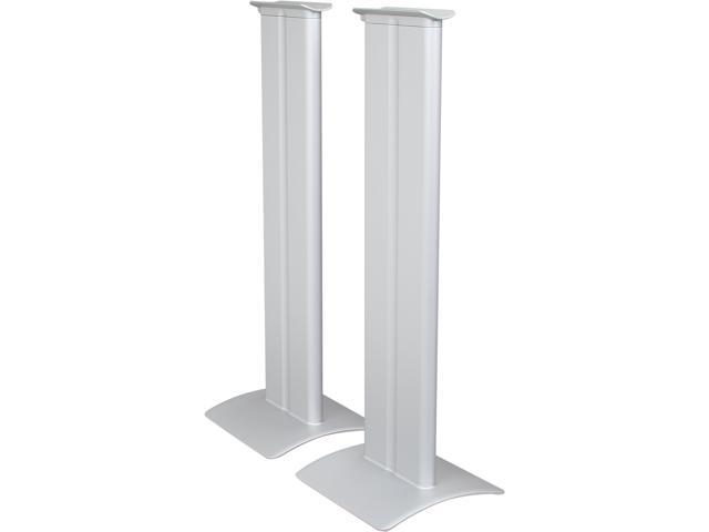 KEF Model 7 Stand Floorstands, Silver