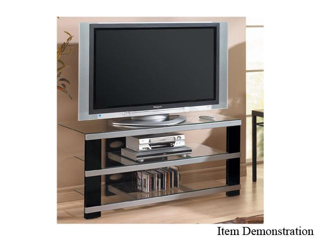 "TECH CRAFT BES48B Up to 50"" Black TV Stand"