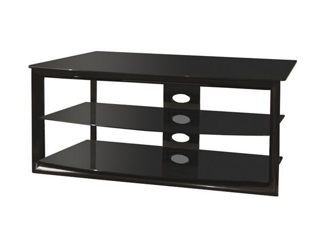 "TECH CRAFT MC4832B Up to 48"" Black TV Stand"