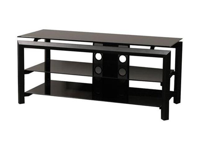 "TECH CRAFT HBL60 Up to 60"" Black TV Stand"