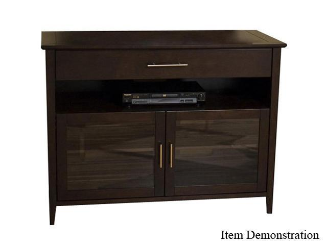 "TECH CRAFT SHK4836E Up to 52"" Espresso ""Hi-Boy"" Credenza"