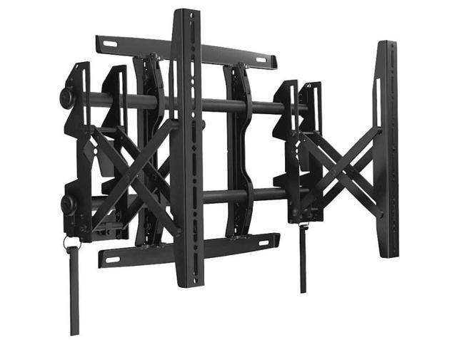 "CHIEF Fusion Series MSMVU Black 26"" - 47"" Pull-Out Wall Mount"