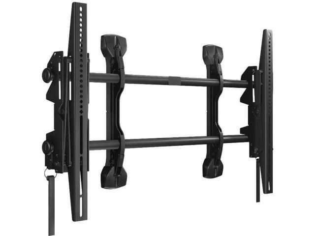 "CHIEF MANUFACTURING LSMVU 37""- 63"" Micro-Adjustable Portrait Pull-Out TV Wall Mount LED & LCD HDTV UP to VESA 760x505 150lbs ..."