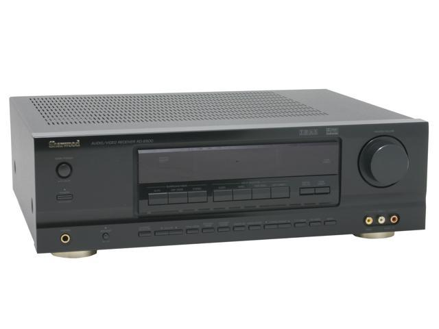 Sherwood RD-6500 5.1-Channel 100 W x 5, Dolby Digital Receiver