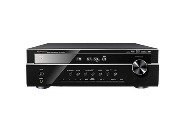 Sherwood RD-7405 7.1-Channel A/V Receiver