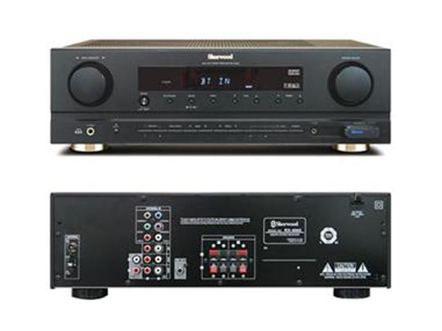 Sherwood RX-4503 2.1-Channel A/V Receiver