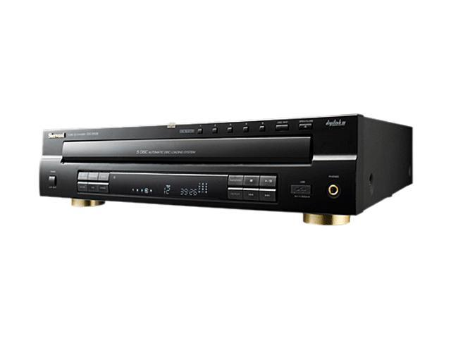 Sherwood CDC-5506 5-Disc CD Player