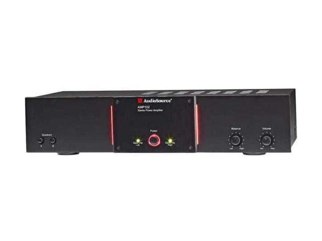 AudioSource AMP-102 Stereo Power Amplifiers