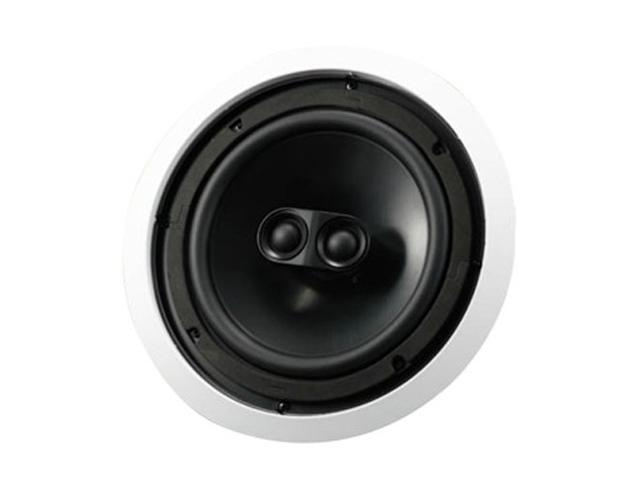 "AudioSource AC8CD 8"" Stereo Ceiling Speaker Single"