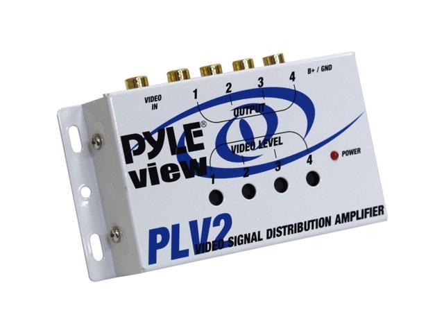 1 Into 4 Mobile Video Signal Distribution Amplifier