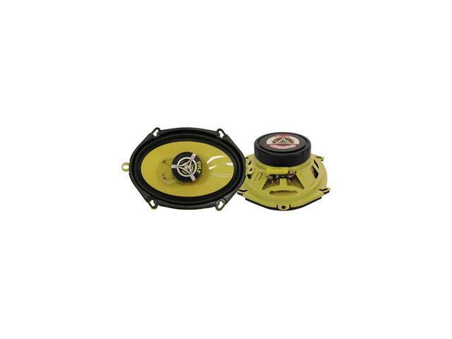 "PYLE 5"" x 7"" 240 Watts Peak Power 3-Way Speaker"