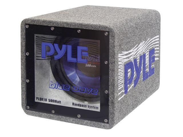 "PYLE 8"" 400W 400 Watt Bandpass System"