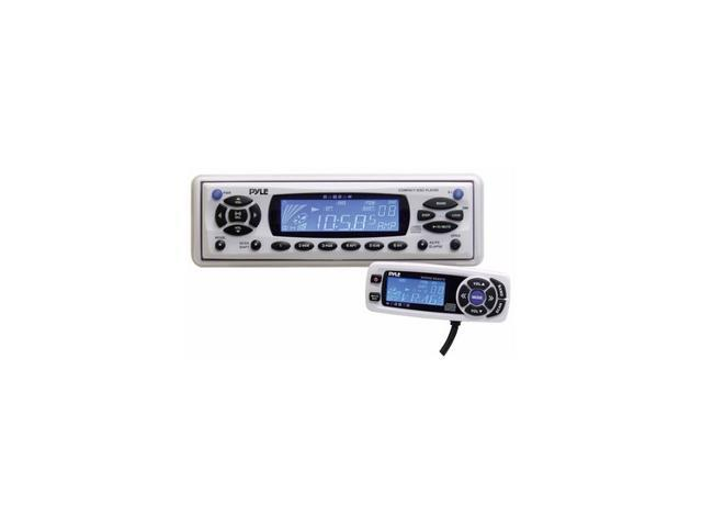 Pyle Marine CD Receiver w/ Weather Band Reception