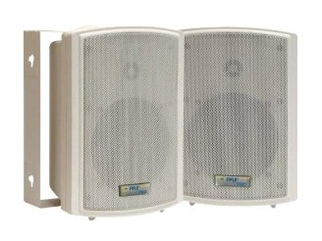 "PYLE PD-WR53 5.25"" Indoor/Outdoor Waterproof Speakers Pair"