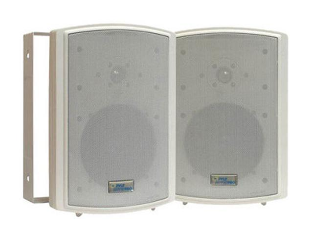 "PYLE PD-WR63 6.5"" Indoor/Outdoor Waterproof Speakers Pair"