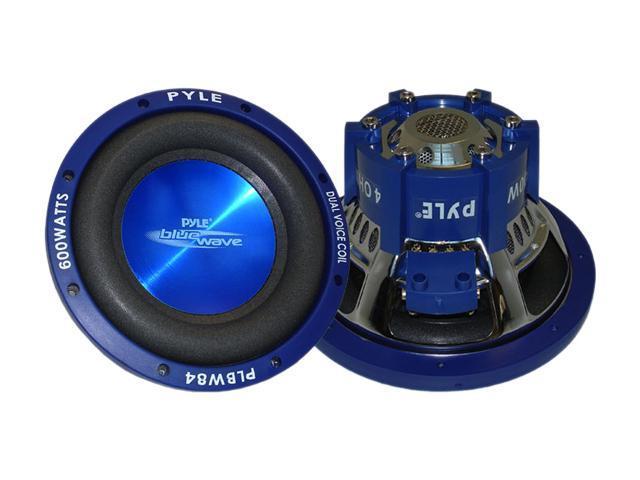 """PYLE 8"""" 600W Dual Voice Coil Car Subwoofer"""